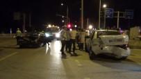 Çorum'da Trafik Kazası Açıklaması 9 Yaralı