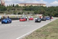 İSTANBUL AYDIN ÜNİVERSİTESİ - Elektrikli Araçlar Kıyasıya Yarıştı
