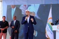 ADNAN BOYNUKARA - Gıda, Tarım Ve Hayvancılık Bakanı Fakıbaba, Badem Hasat Şenliğini Başlattı