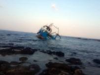 MEHDI - İskenderun Körfezi'nde Karaya Oturan Gemi