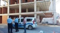 Karaman'da İş Kazası Açıklaması 1 Yaralı