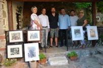 KıRAATHANE - Kültür Ve Sanat Kenti; Küçükköy'de Sergi Açılışları