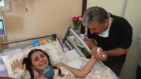 MUSTAFA KEMAL ÜNIVERSITESI - Maganda Kurşunu Hayatını Kararttı