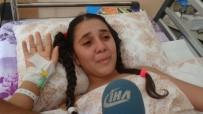 MUSTAFA KEMAL ÜNIVERSITESI - Maganda Kurşunu Küçük Kızın Hayatını Kararttı