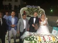 NİKAH TÖRENİ - MHP Ağrı İl Başkanı Aktaş'ın Kızı Gaziantep'e Gelin Oldu