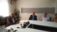SEÇİM SÜRECİ - MTSO Başkan Adayı Namık Şahin Açıklaması