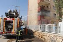 Nusaybin'de Ev Yangını Açıklaması 1 Kişi Zehirlendi