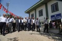 MEHMET ERDOĞAN - Şahinbey Belediyesi Sosyal Tesis Zincirine Bir Halka Daha Ekledi
