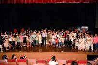HITABET - Tiyatro Kursiyerleri Sertifikalarını Aldı