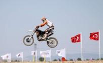 AFYONKARAHISAR BELEDIYESI - Türkiye Motokros Şampiyonası'nın 5. Ayak Yarışı Afyonkarahisar'da Yapıldı