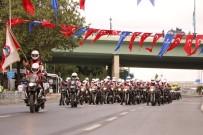 VATAN CADDESİ - Vatan Caddesi'nde 30 Ağustos Provası