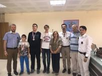 SATRANÇ TURNUVASI - 30 Ağustos Zafer Bayramı Satranç Turnuvası Yapıldı