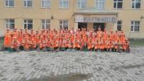 BAŞAKŞEHİR BELEDİYESİ - 60 Kişilik Temizlik Ekibi Dualarla Uğurlandı