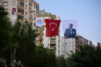 HÜSEYIN SÖZLÜ - Adana Bayraklarla Donatıldı