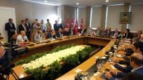 İBRAHIM AYDEMIR - AK Parti'de 'Yerel Yönetimlerle İlgili Yerel Yöneticilerle İstişare Toplantısı'