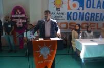 AK Parti İlçe Kongrelerini Sürdürüyor