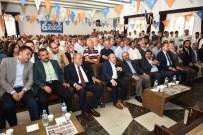AK Parti İskilip Teşkilatı'nda Lek Güven Tazeledi