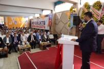 PAYAS - AK Parti Payas İlçe Başkanı Veysi Güler Güven Tazeledi