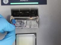 GIZLI KAMERA - Banka Ve Kredi Kartlarını Kopyalayan 1 Kişi Tutuklandı