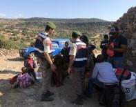 SENEGAL - Çanakkale'de Yakalandılar Açıklaması Tam 112 Kişi!