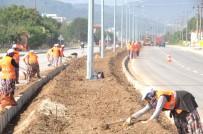 TERMAL TURİZM - Çevre Yolu Güzelleştirme Projesi Tamamlanıyor