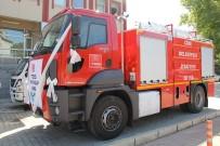HAKKı KÖYLÜ - Cide Belediyesine İki Hizmet Araç Hibe Edildi