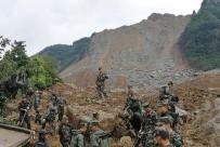 GÜNEY DOĞU - Çin'de Toprak Kayması Açıklaması Ölü Ve Kayıplar Var