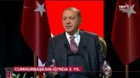 AHMET AKİF - Cumhurbaşkanı Erdoğan o fotoğrafı anlattı