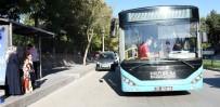 İBRAHİM HAKKI - Erzurum'da Bayramda Toplu Taşıma Ücretsiz