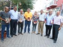 BİLAL ÖZCAN - ESAB Eskişehir'de Gurbetçilerle Buluştu