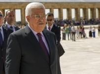 ANıTKABIR - Filistin Devlet Başkanı Abbas, Anıtkabir'i Ziyaret Etti