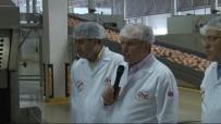 İSTANBUL HALK EKMEK - Halk Ekmek'te Robotlar Ekmekleri El Değmeden Kasalıyor