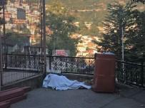 BURSA DEVLET HASTANESI - Hastaneden Taburcu Edildi, Sabah Hastane Bahçesinde Ölü Bulundu