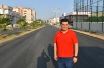 HULUSİ SAYIN - Hulusi Sayın Caddesi Yeşil Beyaza Boyanacak