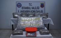 UYUŞTURUCU OPERASYONU - İstanbul'da Eş Zamanlı Uyuşturucu Operasyonu