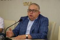 ŞABAN ÜNLÜ - Kayseri Ticaret Borsası Başkanı Şaban Ünlü Açıklaması 'Kayseri'de Yeterli Miktarda Kurbanlık Hayvan Var'