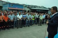 TOPLU SÖZLEŞME - Kdz. Ereğli Belediyesi Bayram Öncesinde İşçi İkramiyelerini Ödedi