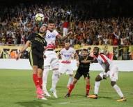 KALE ÇİZGİSİ - Khalid Boutaib, Antalyaspor Maçını Da Boş Geçmedi