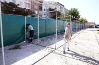 KARANTINA - Kırklareli'de Kurban Satış Yerleri Hazırlanıyor