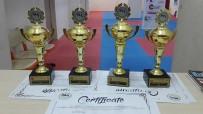 KARATE - Kırşehirli Sporculardan 5 Bronz Madalya