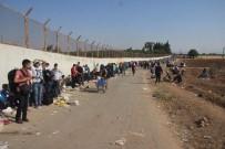 AZEZ - Kurban Bayramı'nı Geçirmek İçin 40 Bin Suriyeli Ülkesine Gitti