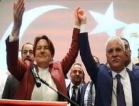 HABERTÜRK - Meral Akşener'in kuracağı yeni partinin ismi belli oldu