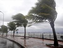 METEOROLOJI GENEL MÜDÜRLÜĞÜ - Meteoroloji'den fırtına uyarısı