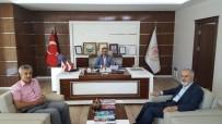 YEŞILTEPE - MTSO Başkanı Şahin'den Lisanslı Depo Çağrısı