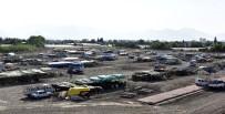 GAZI BULVARı - Muratpaşa Belediyesi Kurban Satış Ve Kesim Yerlerini Hazırladı
