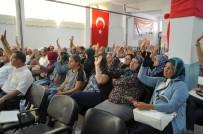 ORGANİK PAZAR - Organik Pazarda Kadınlar Yönetime El Koydu
