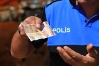 EMNIYET ŞERIDI - Ankara Polisi, Kurban Satıcılarını Sahte Para Konusunda Uyardı