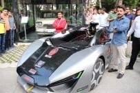 ELEKTRİKLİ OTOMOBİL - Saatte 70 Kilometre Hız Yapıyor !