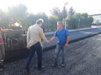 YUSUF ALEMDAR - Serdivan Belediyesi Asfalt Çalışmalarına Devam Ediyor