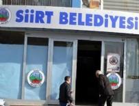 24 KASıM - Siirt Belediye Başkan Yardımcıları görevden alındı